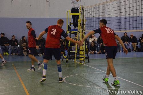 Le foto: SCM - Axa Lanni Venafro vs Pallavolo Agnone