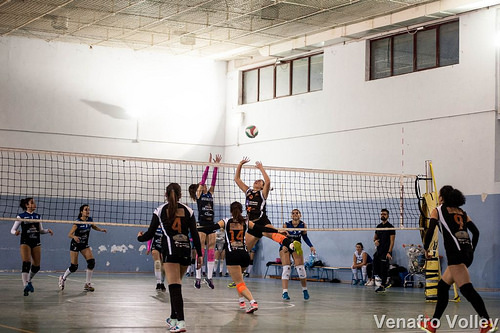 Le foto: 1DF - Venafro Volley vs FVC Effe Sport