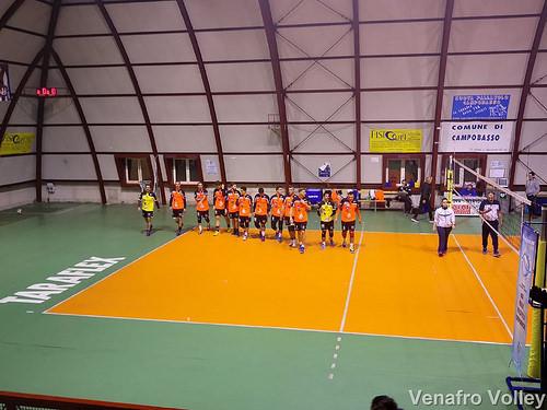 Le foto: SDM - Nuova Pallavolo vs Venafro Volley