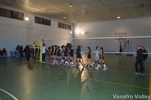 Le foto: U16F - Venafro Volley vs Pallavolo Isernia